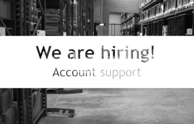 Vacature Account Support