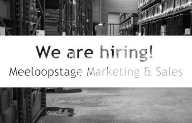 Vacatures Meeloop Stage Marketing Sales